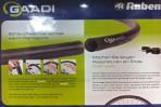 Lekke Band onderweg ? De GAADI binnenband met 2 eindstukken voor reparatie zonder demontage van het wiel ! Nu verkrijgbaar